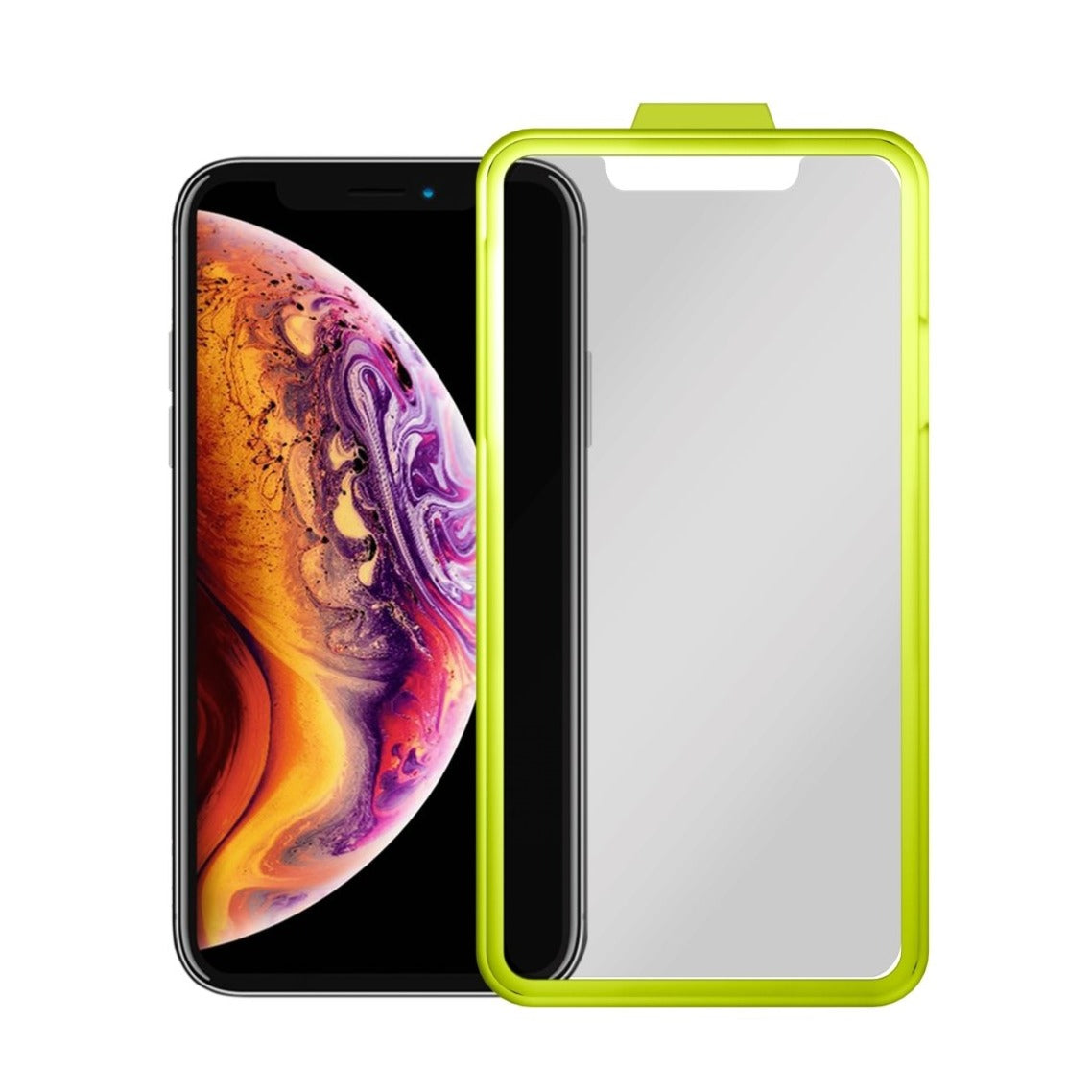 Fortress Tempered Glass Screen Protector for iPhone 11 Pro Max/XS Max - $200 Protection