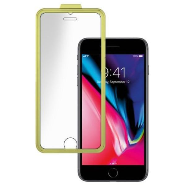 Fortress Tempered Glass Screen Protector for iPhone 8/7/6 - $200 Protection