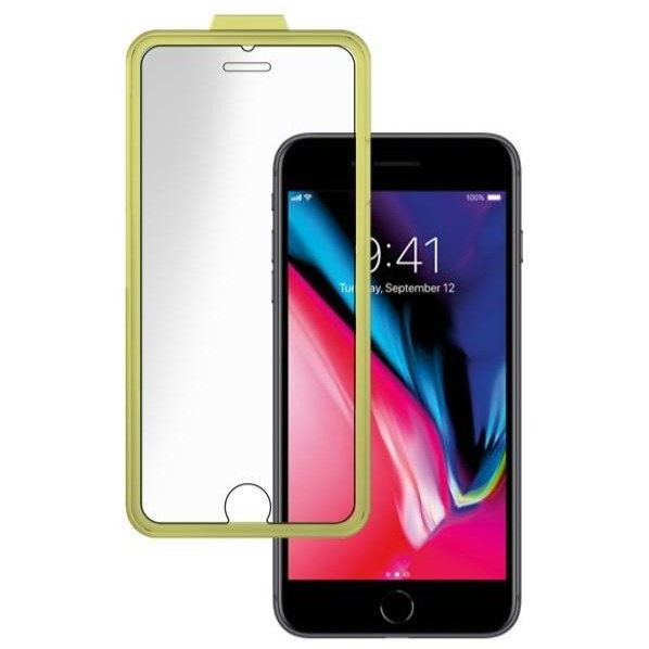 Fortress Tempered Glass Screen Protector for iPhone 8/7/6 PLUS - $200 Protection