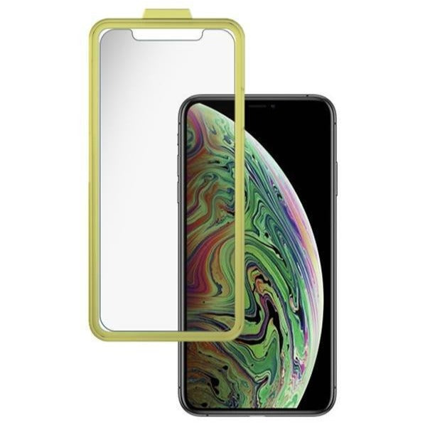 Fortress Tempered Glass Screen Protector for iPhone 11 Pro/XS/X - $200 Protection