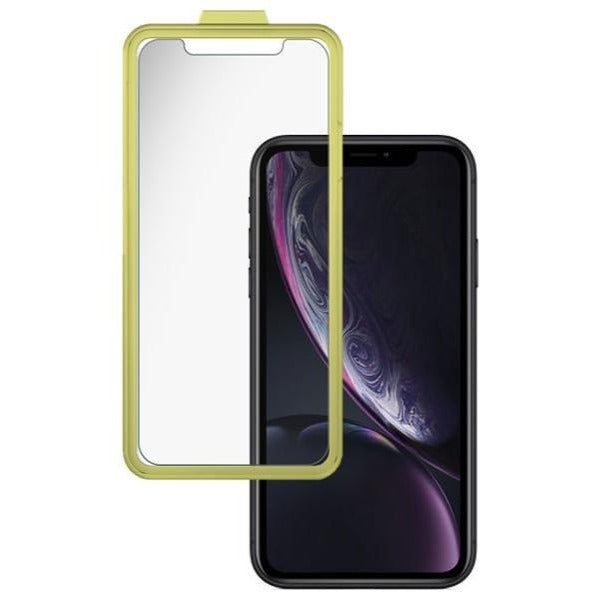 Fortress Tempered Glass Screen Protector for iPhone 11/XR - $200 Protection