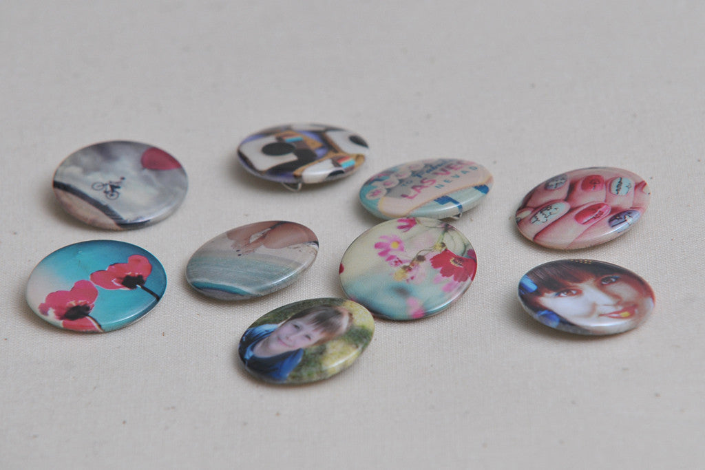 Trade Pin badges