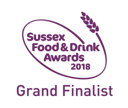 Grand Finalist: Best Food Producer, Sussex Food and Drink Awards