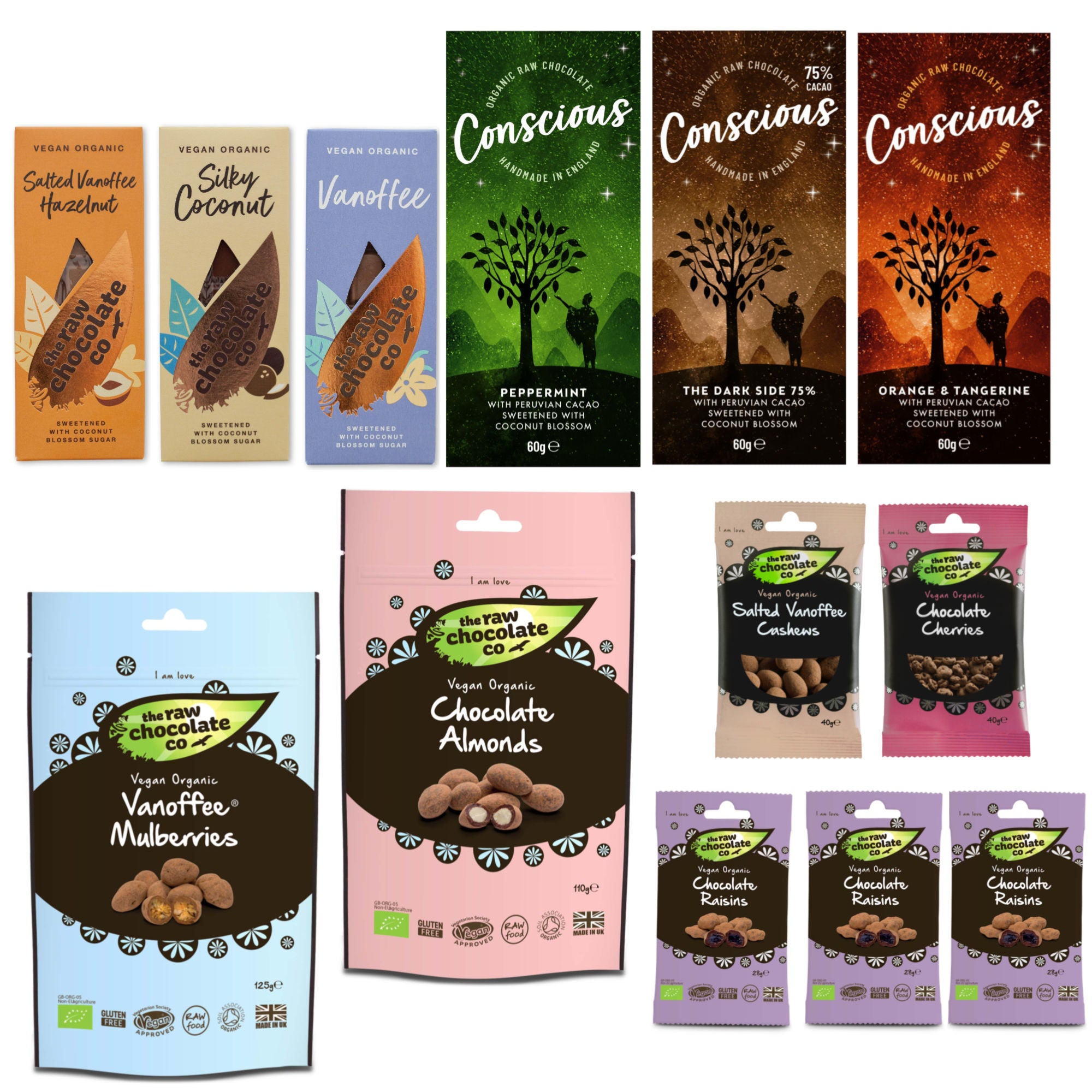 Family Lifesaver Bundle - The Raw Chocolate Company