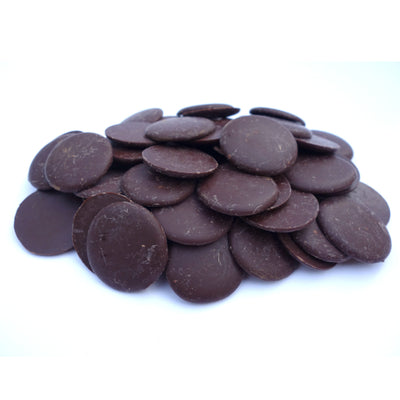 Pitch Dark Chocolate Buttons (100g)