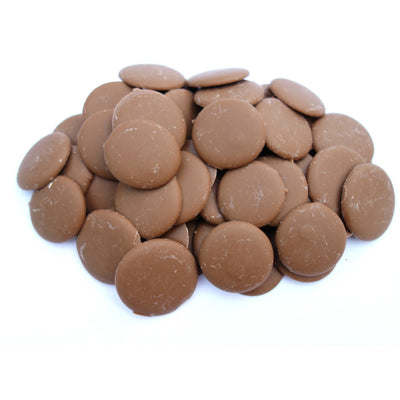 Vanoffee Buttons 100g & 1kg - The Raw Chocolate Company