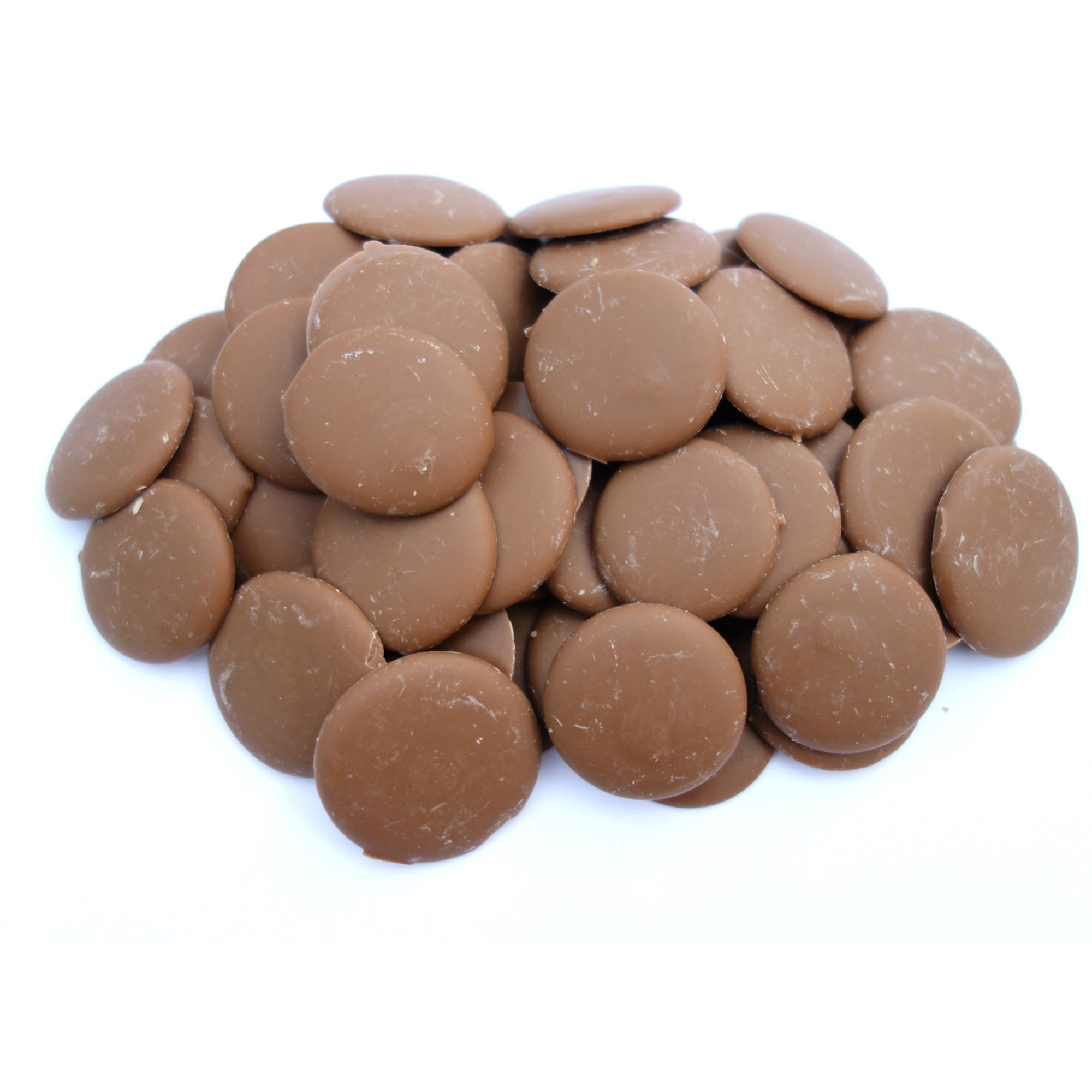 Vanoffee Chocolate Buttons 1kg - The Raw Chocolate Company