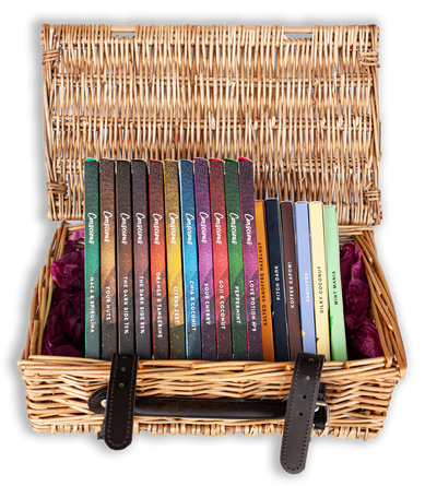 Everything Chocolate Gift Hamper - The Raw Chocolate Company