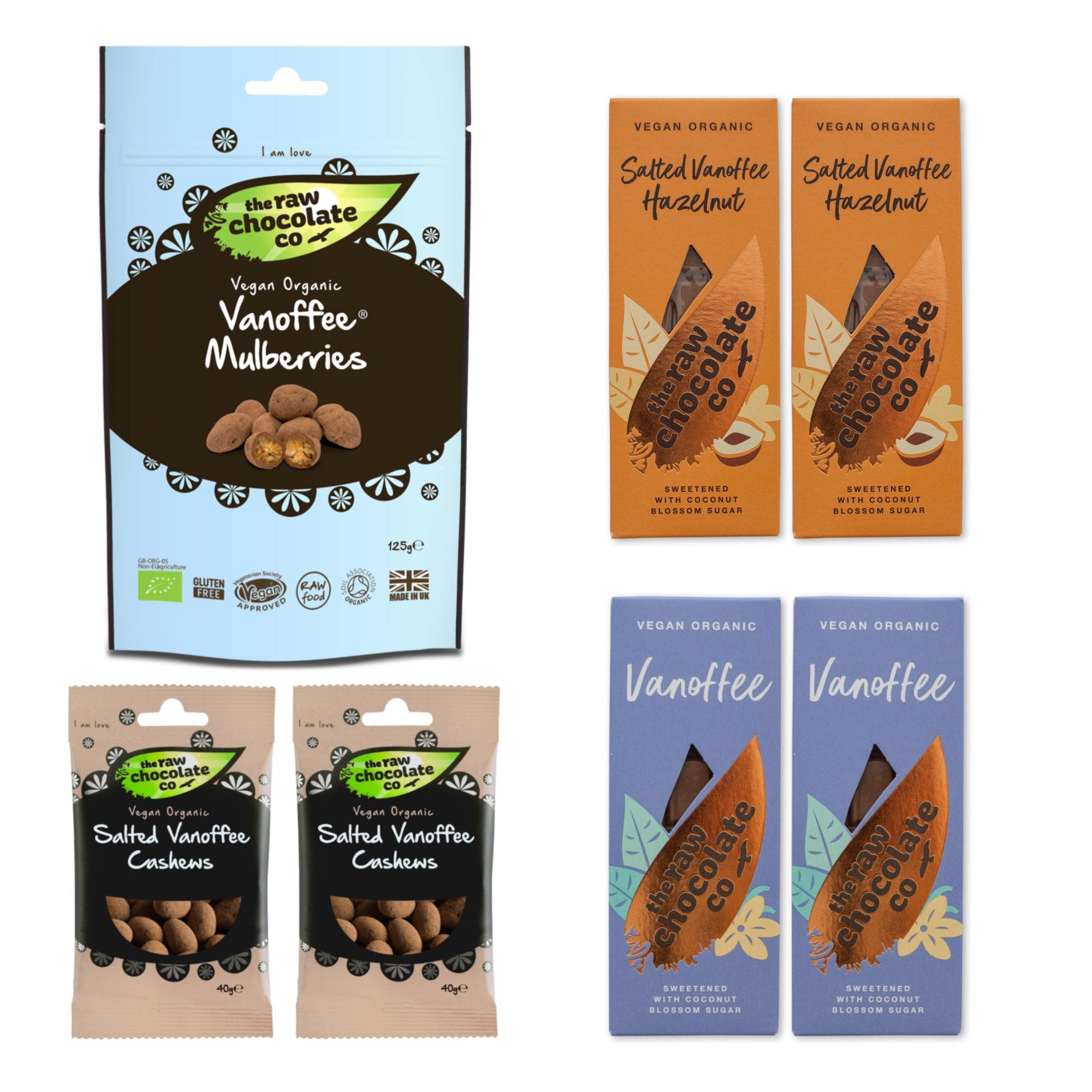 Vanoffee Bundle (15% off RRP) - The Raw Chocolate Company