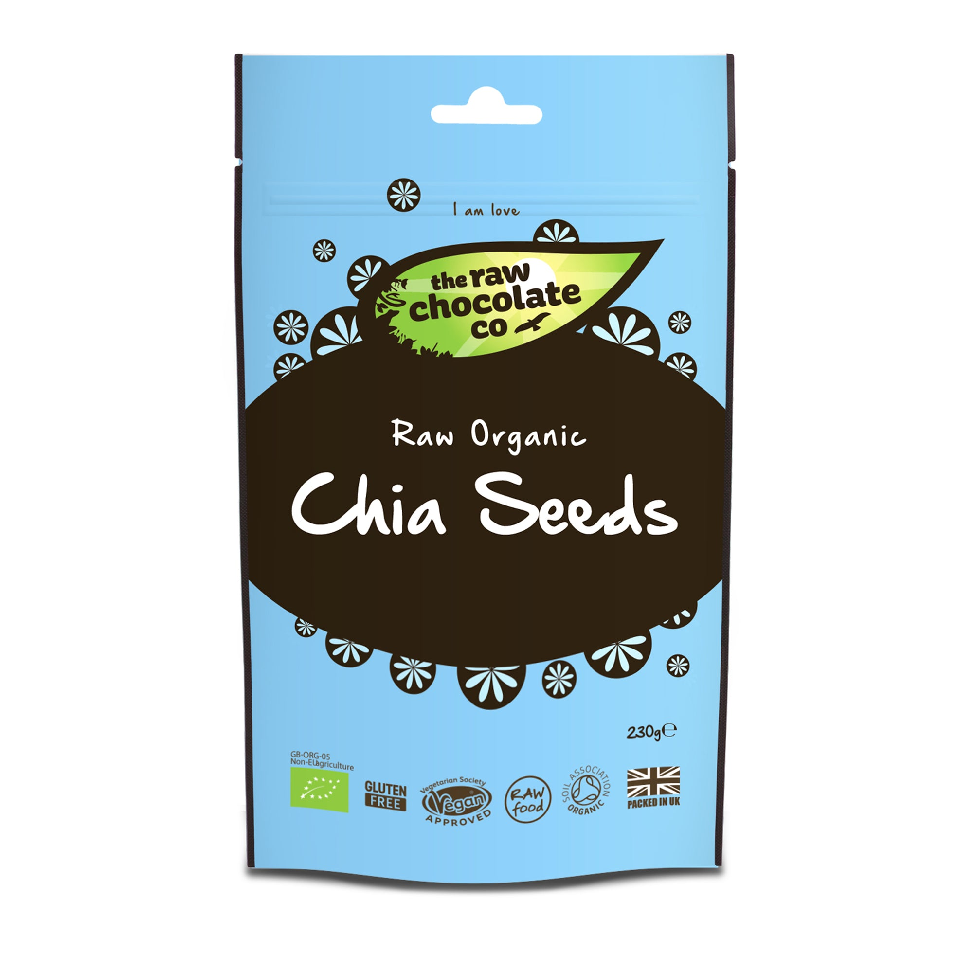 Raw Chia Seeds - The Raw Chocolate Company