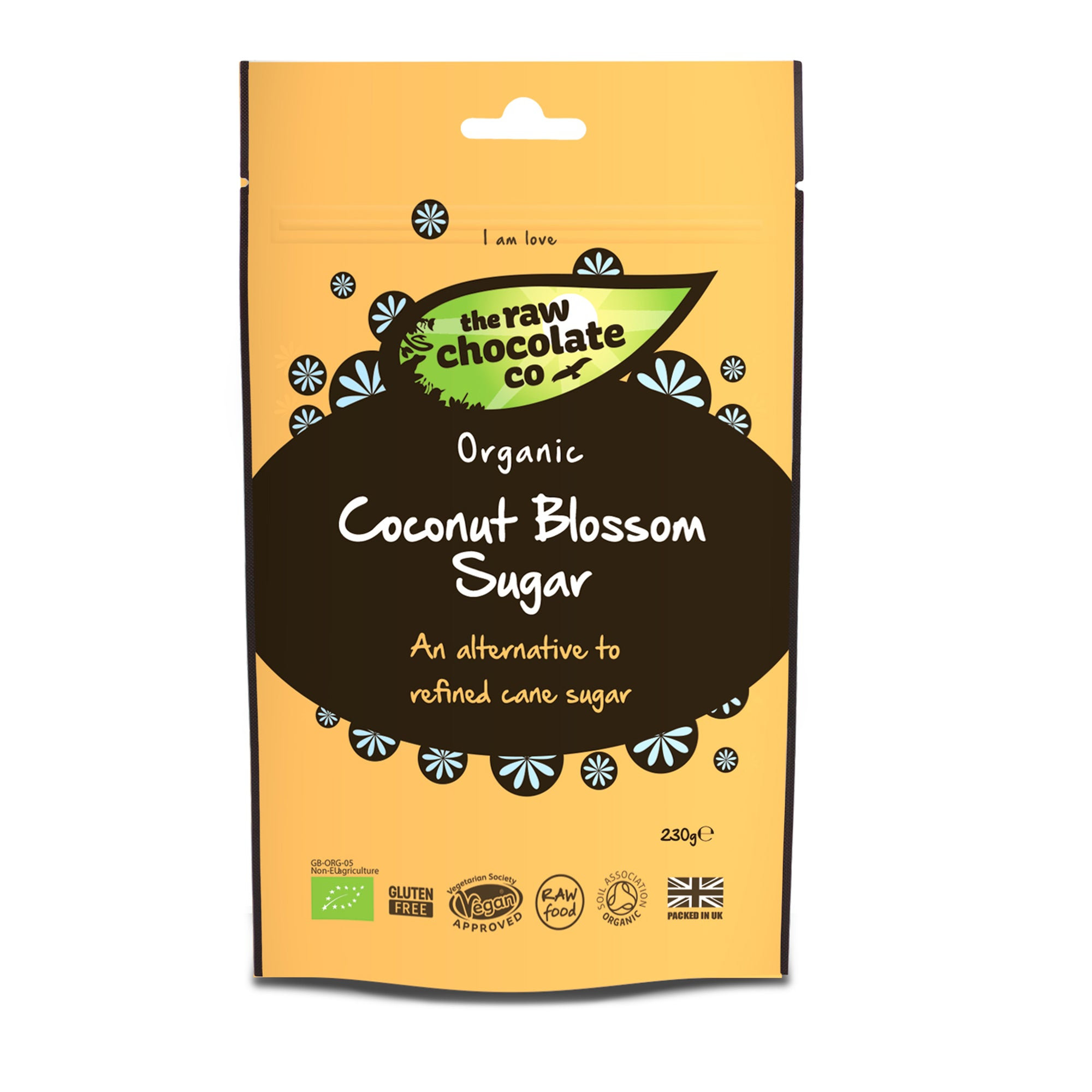 Coconut Sugar - The Raw Chocolate Company