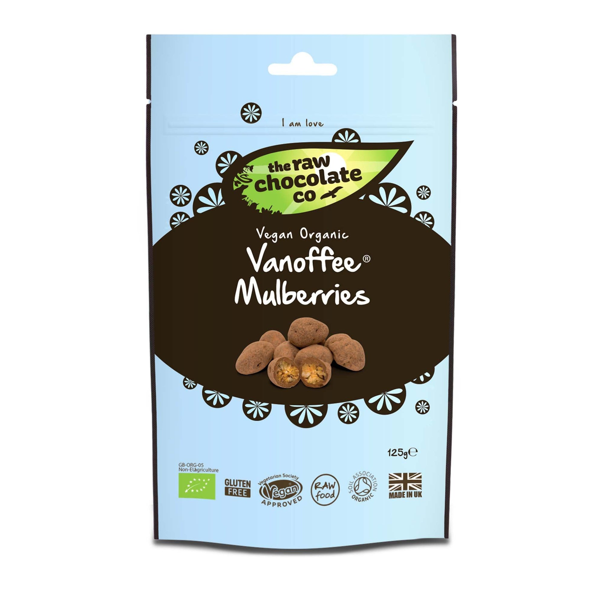 Vanoffee Mulberries - The Raw Chocolate Company