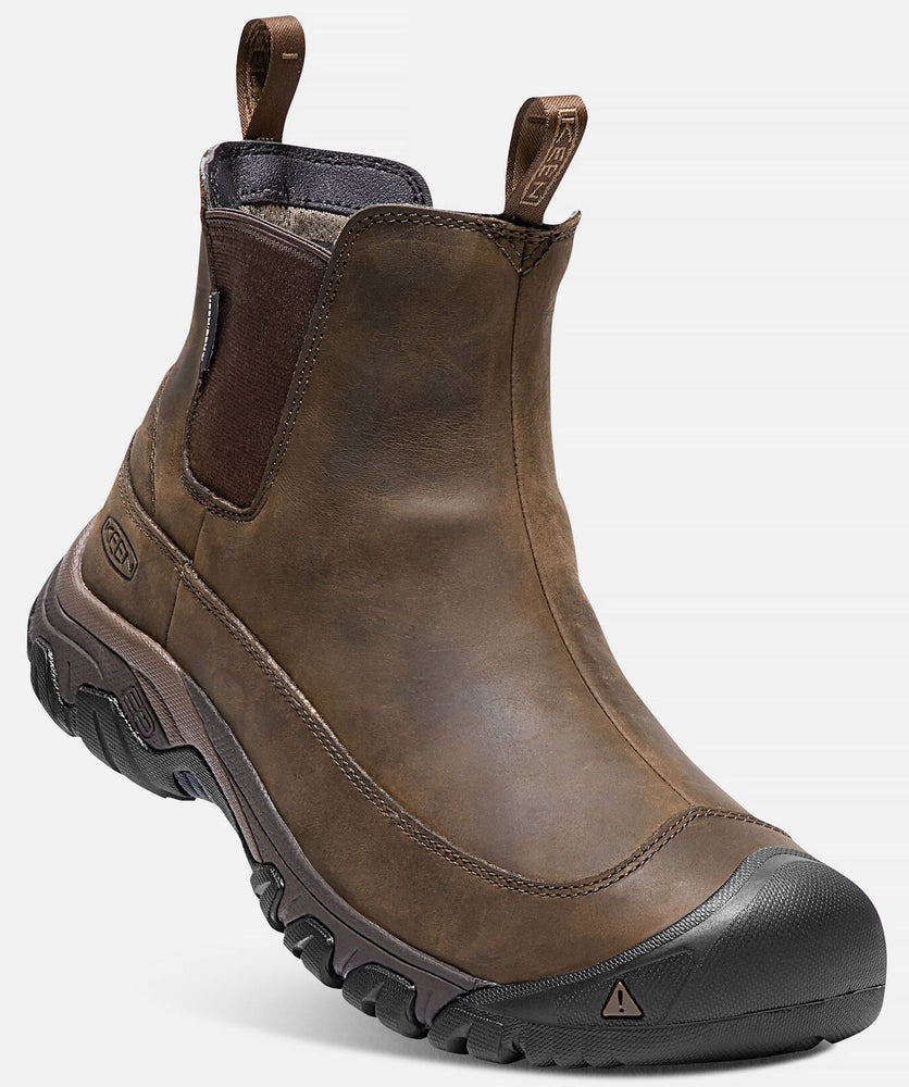 ANCHORAGE III PULL-ON WATERPROOF BOOT (imperméable)-Medium (Fait large)