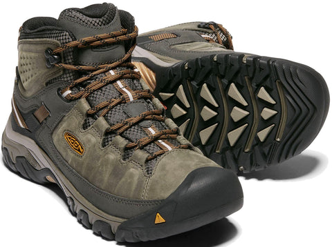 TARGHEE III WATERPROOF MID WIDE (randonnée) imperméable-Large -                      Olive
