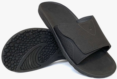 NALU SLIDE-Medium -                Noir