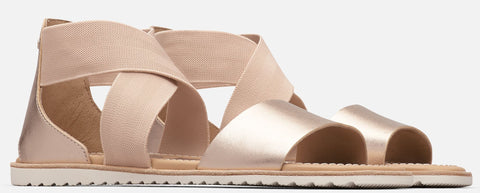 ELLA SANDAL-Medium -                      Rose Gold