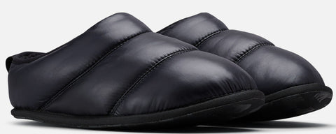 HADLEY SLIPPER-Medium -                Noir