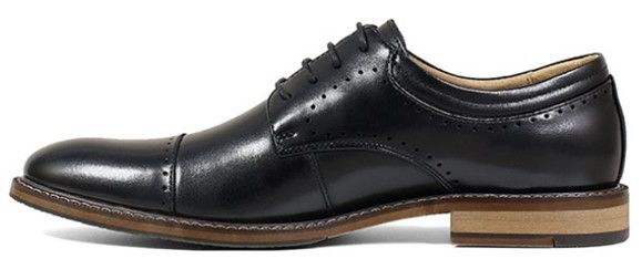 FLEMMING CAP TOE OXFORD-Medium