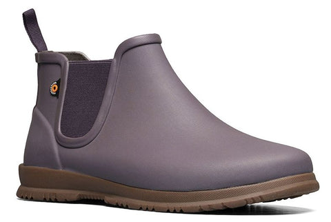 SWEETPEA ANKLE BOOT (imperméable)-Large -                      Mauve