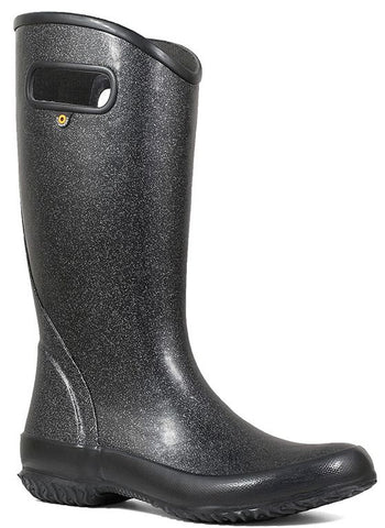 RAINBOOT GLITTER (imperméable)-Medium -                Noir