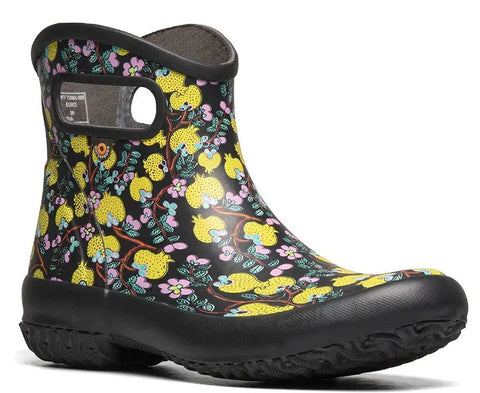 PATCH ANKLE JUNE BOOT (imperméable)-Medium -                      Multi