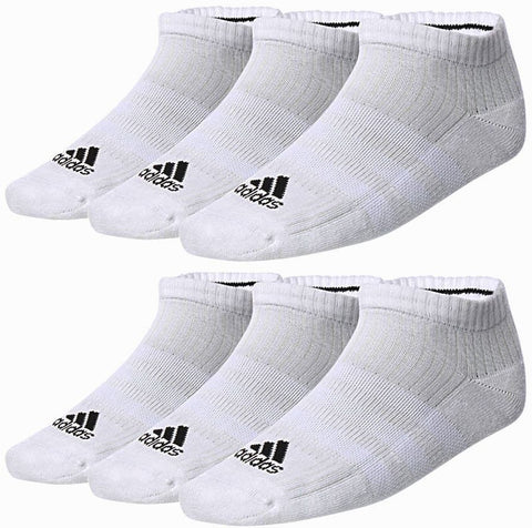 15-17.5 (6 PAIRES) Chaussettes sports AA2276 -                      Blanc
