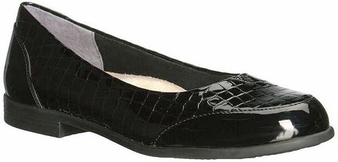 ARNELLO-Large -                      Noir croco