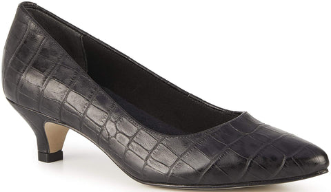 BOBBI CROCO-Medium -                      Croco noir