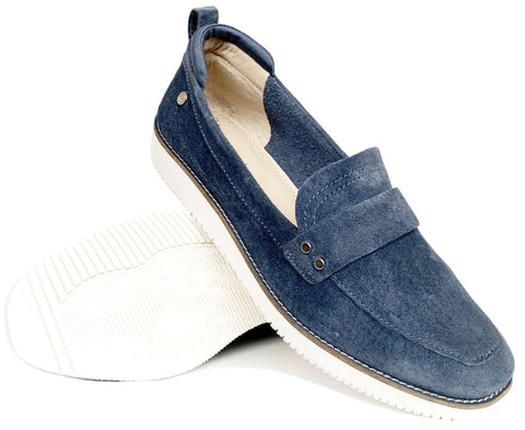 CHOWCHOW LOAFER-Medium -                      Bleu