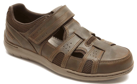 FITSMART FISHERMAN SANDAL-Medium -                      Brun