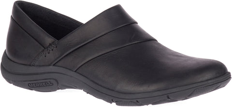 DASSIE STITCH SLIP ON-Medium -                      Noir