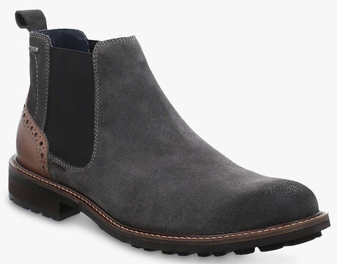 JASPER 50 CHELSEA BOOTS (imperméable)-Medium -                      Gris