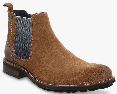JASPER 50 CHELSEA BOOTS (imperméable)-Medium -                      Brun