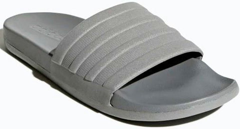 ADILETTE CLOUDFOAM PLUS MONO-Medium -                      Gris