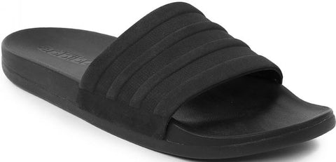 ADILETTE CLOUDFOAM PLUS MONO-Medium -                      Noir
