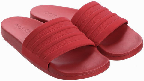 ADILETTE CLOUDFOAM PLUS MONO-Medium -                      Rouge