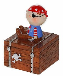 Pirate Trinket Box