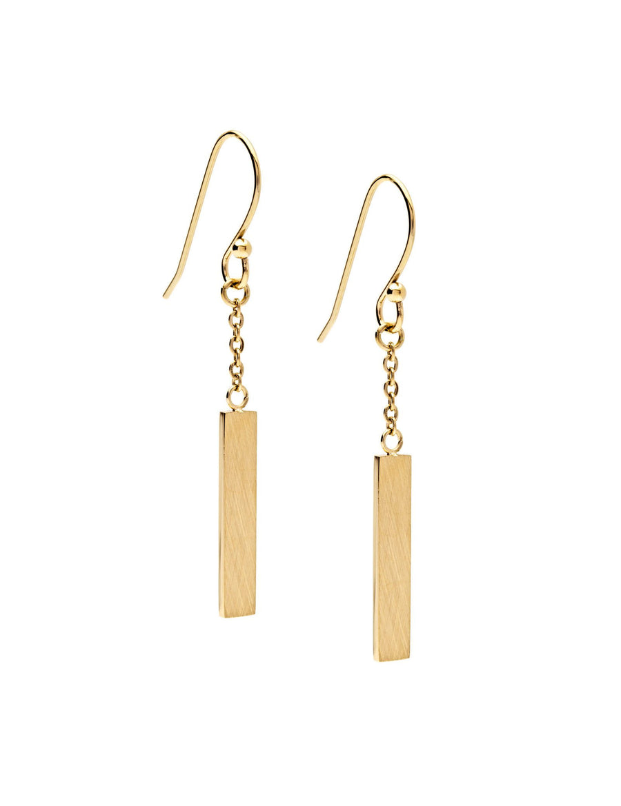 Sandfly Earrings Yellow