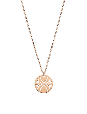 Sorrowed Sun Necklace 45cm