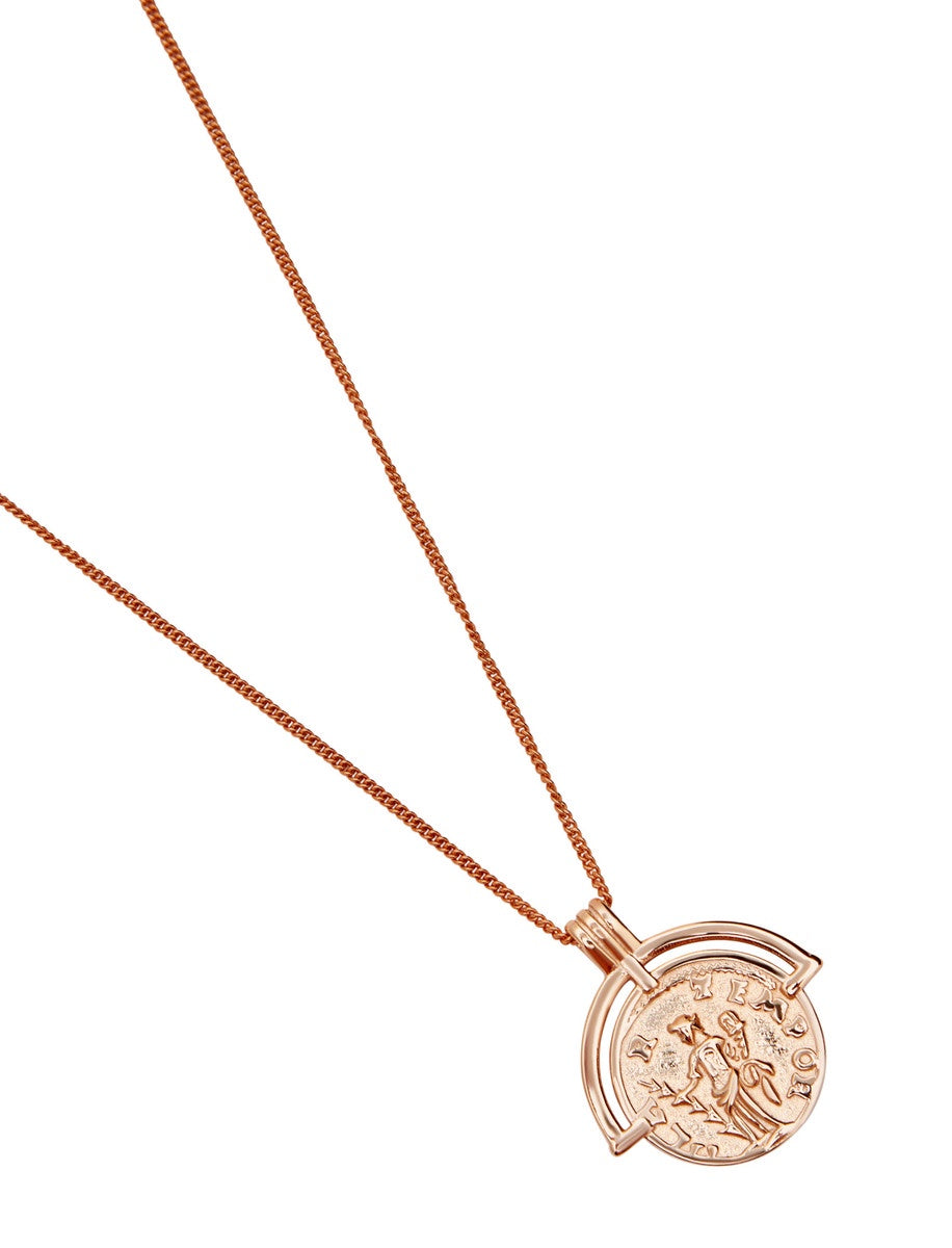 Berkley 14k Rose Gold Plated Sterling Silver Necklace