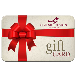 Classic Design Jewellers Gift Card