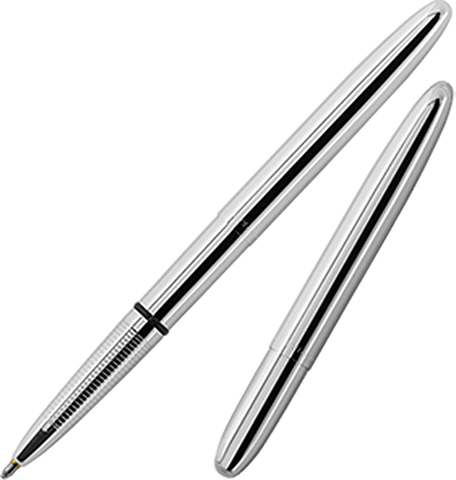 A400 - Classic Bullet Pen in Chrome