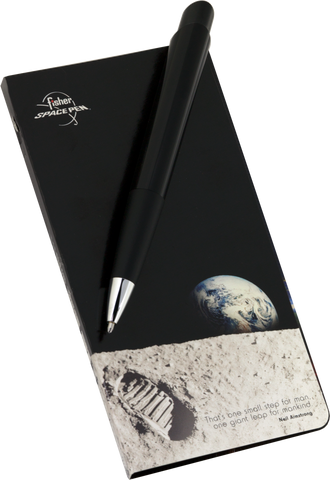 A775 Economy Cap-O-Matic Space Pen w/ Chrome Accents