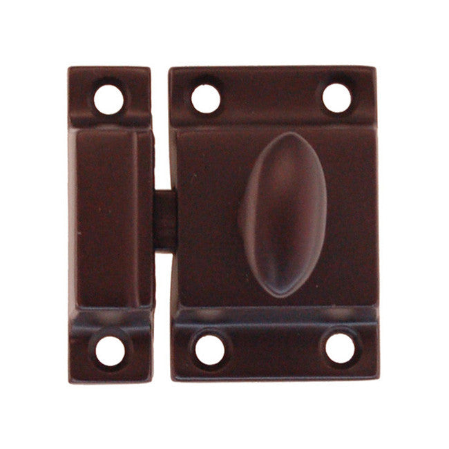 Cabinet Latch (Cast Brass)