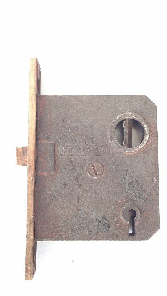 Niles Chicago Style Mortise Lock