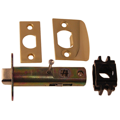"Tube Latch 2 3/8"" Backset"