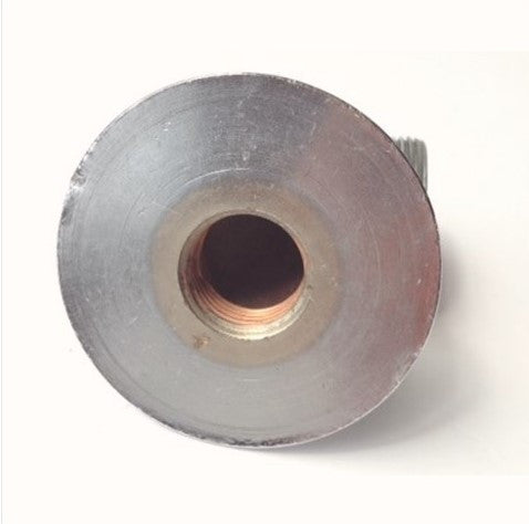 Crane Single Chrome 90 Degree Coupler