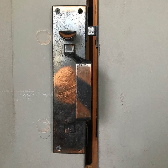 Copper Flash Japan Gate Door Set