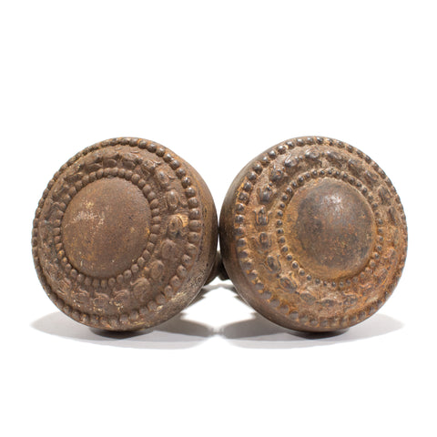 Le Grande Niles Chicago Door Knob Set