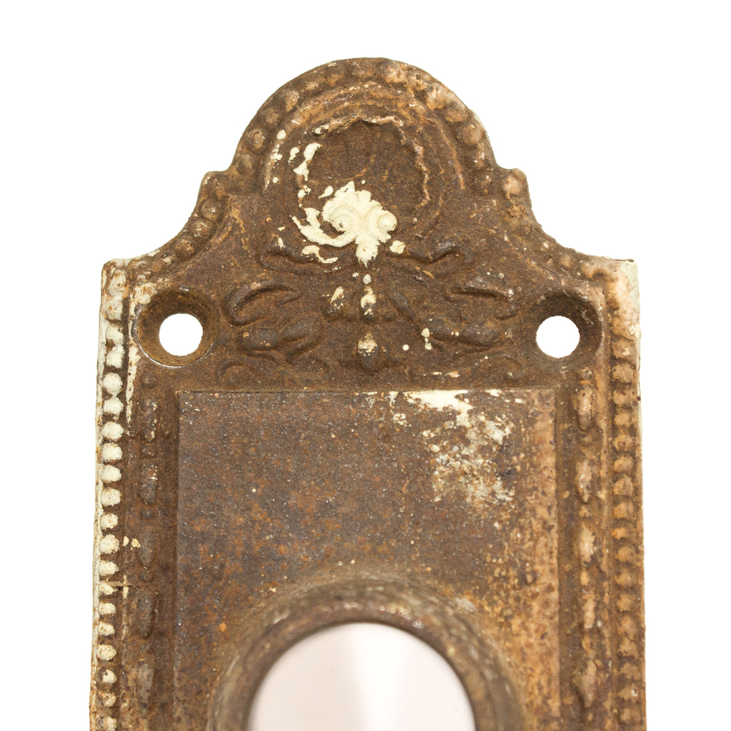 Niles Chicago Le Grande Door Plate Escutcheon